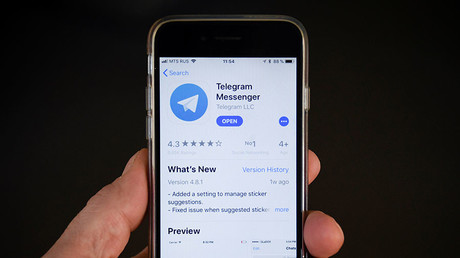 Court orders Telegram messenger services to be blocked in Russia