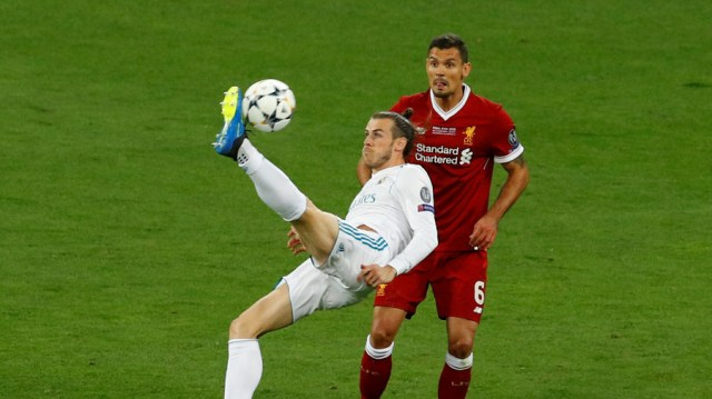 Image result for real madrid liverpool 2018