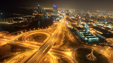 City view of Bahrain's capital Manama © Hamad I Mohammed