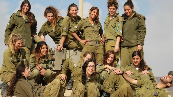 Female IDF soldiers banned from removing bras, smoking ...