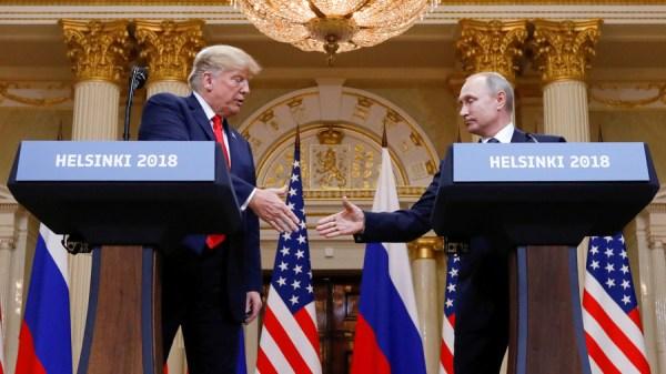 Trump delays 2nd Putin summit until 2019 over 'Russia ...