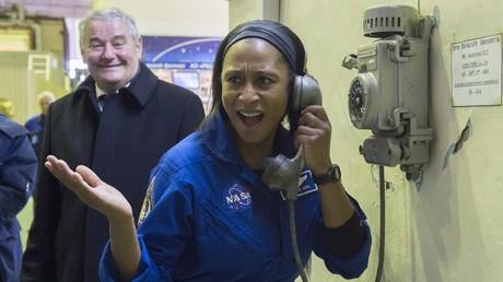 FILE PHOTO: NASA astronaut Jeanette Epps © Игнат Игнатов @_starcityman