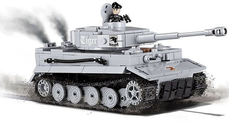 Berlin store removes Lego-like 'Nazi' tank playsets from shelves after media outcry – report