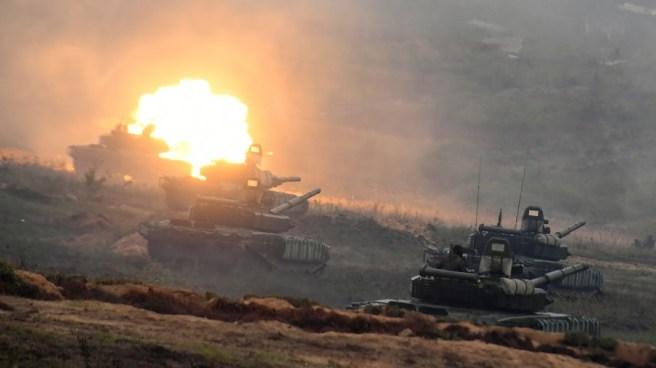 La Russie va organiser les plus grands exercices militaires depuis l'époque soviétique - Ministre de la Défense