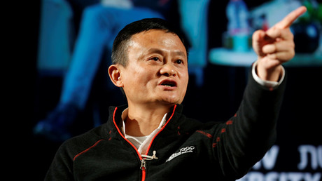 5bbedf25dda4c86c188b460e Jack Ma says US will 'suffer more' if it keeps trying to start Cold War with China