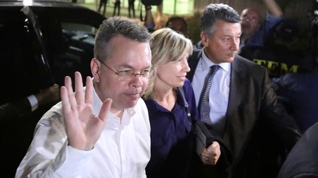 5bc113d9dda4c8c0768b4589 'No deal' behind pastor Brunson's release from Turkey – Trump
