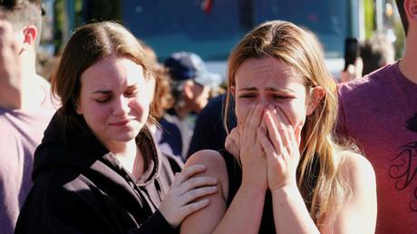 5be4a7b8dda4c876438b45c3 Tragedy strikes twice for California shooting survivors who witnessed Las Vegas massacre