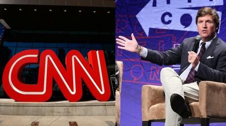 'CNN defends free speech only if it's their own speech' – Tucker Carlson
