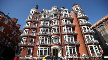 'Fake story': Ecuadorean diplomat blasts Guardian's Assange-Manafort meeting report