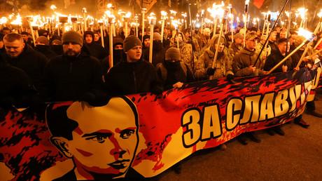 5c141678fc7e935b148b4574 Israel's ambassador to Kiev 'shocked' after Ukrainian region honors Nazi collaborator Bandera