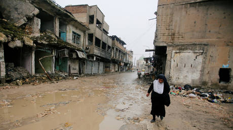 5c612746dda4c8c1228b45de 'We are like the living dead': Citizens of Mosul in despair 1.5 years after liberation from ISIS