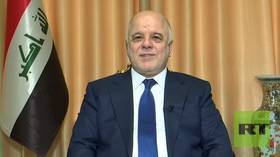 Former Iraqi Prime Minister Haider al-Abadi