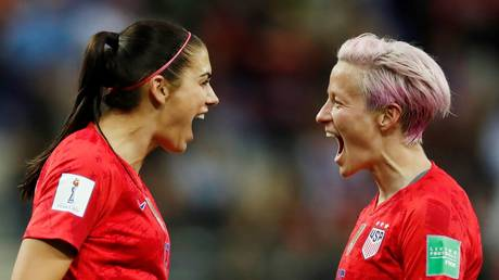 5d00dd1bfc7e93f03f8b4580 'They could have won with humility': US women's team criticized after 13-0 Thailand World Cup rout