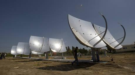 5d13fcccdda4c831188b45da US warns Israel of 'Chinese threat' as Huawei enters solar power market