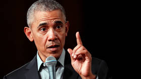 Self-described 'moderate Republican' Obama tells Democrats not to wade TOO FAR LEFT, or else…