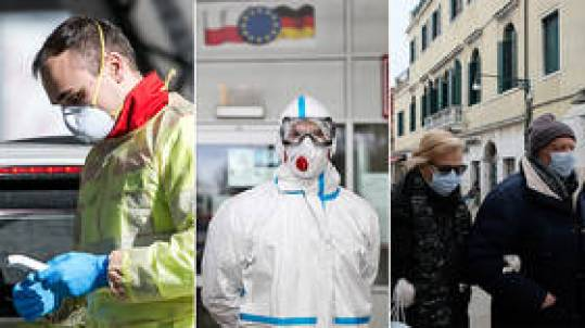 First Brexit, then… CorExit? EU's mild response to coronavirus epidemic could be the final nail in the coffin for European unity