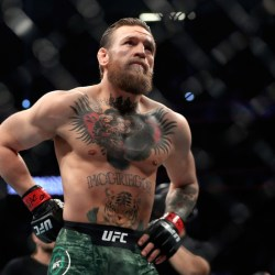 UFC title challenger Burns wants 'retired' Conor McGregor immediately removed from rankings