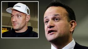 'They need to know the facts': Irish premier Varadkar says it would be 'entirely appropriate' for TV companies to veto Fury-Joshua