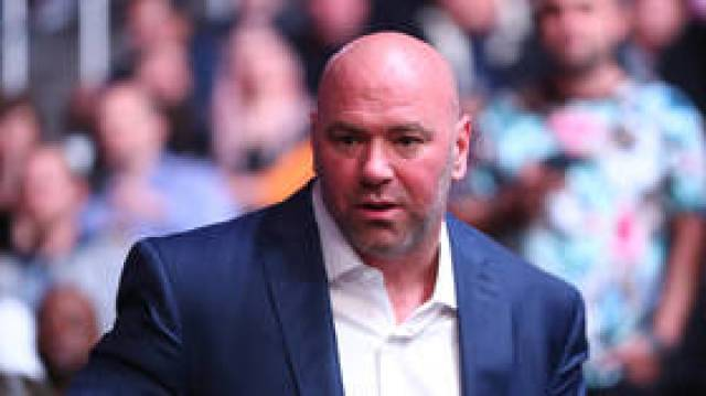'How CRAZY is that?': UFC president Dana White says the world is 'f*cking bananas' after alleged gunman 'claims to be UFC fighter'