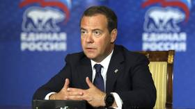 'Trying to use internet as a private fiefdom': Ex-Russian President Medvedev SLAMS US authorities for web manipulation