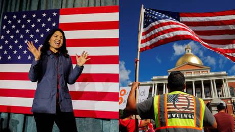 (Right) © REUTERS/Brendan McDermid (Left) © REUTERS/Brian Snyder