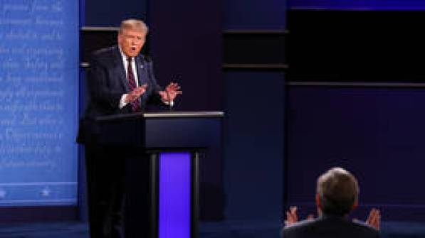 'President will be happy to show up': White House calls on CDP to reinstate canceled October 15 debate