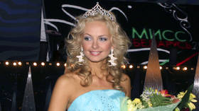 Former Miss Belarus released from jail after 42 days behind bars for protesting against government