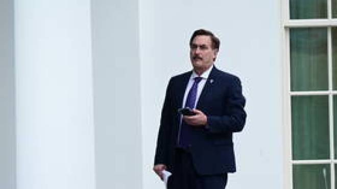 MyPillow's Mike Lindell says he could be suing Dominion, Smartmatic 'for the American people'
