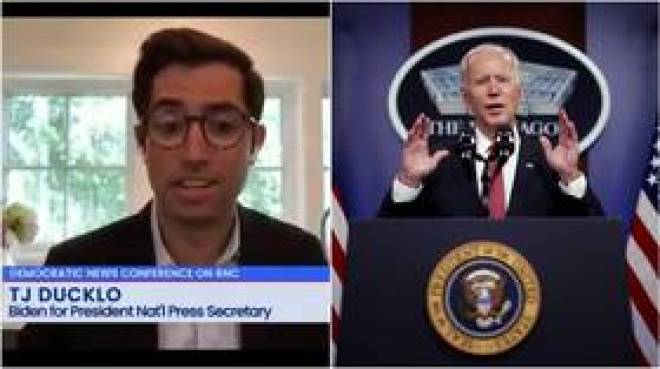 'I will destroy you': Deputy White House spokesman SUSPENDED over threatening reporter