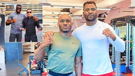 'Africa vs everybody': Francis Ngannou winds up Stipe Miocic & Tony Ferguson as he targets history in UFC heavyweight title clash