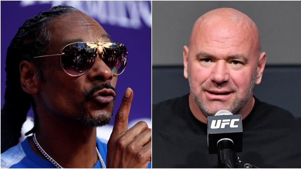 'That's my guy': Snoop Dogg challenges UFC boss Dana White to $2 MILLION wager on winner of Jake Paul vs Ben Askren