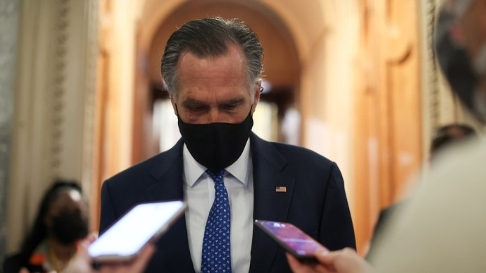 'Empty pomp and circumstance': Eye-rolls after US Senator Romney calls for 'economic and diplomatic boycott' of Beijing Olympics