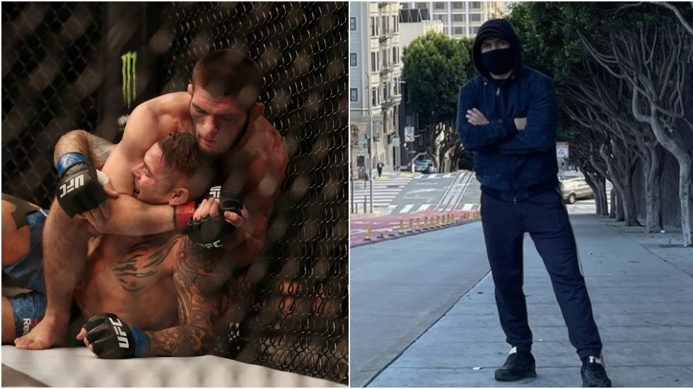 Uncaged: Khabib compares life as active fighter to 'being in prison' as he relishes retirement on trip to San Francisco