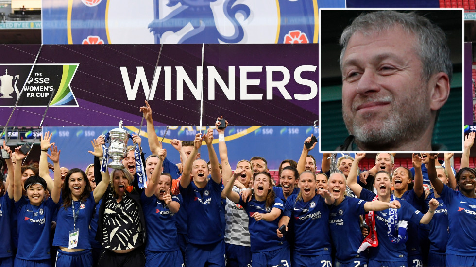 'I'm shocked every time': Chelsea owner Abramovich blasts 'evil' antisemitism & racism, lauds 'huge potential' of women's football