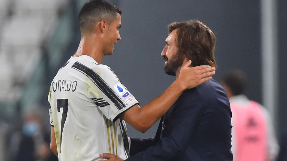 Andrea Pirlo or Cristiano Ronaldo: It is one or the other, not both for Juventus