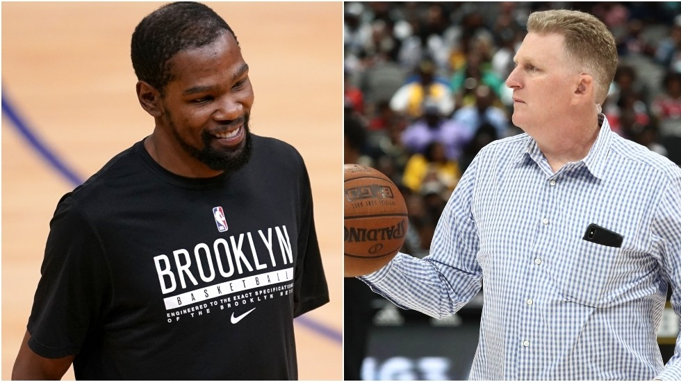 'We talk CRAZIER than this': NBA star Durant suggests slur-filled messages are TAME after actor Rapaport shares text exchange