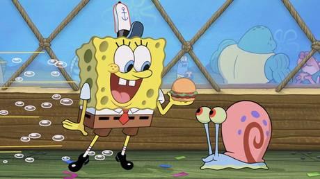 'SpongeBob SquarePants' Creative directors: Derek Drymon, Vincent Waller