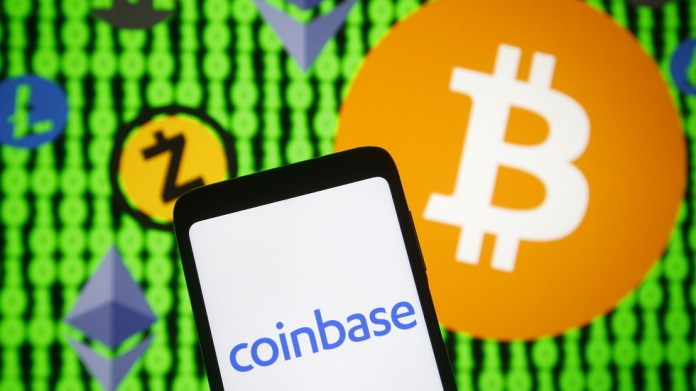Coinbase reports record $1.8 BILLION revenue for Q1 ahead of its Nasdaq listing