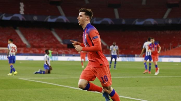 Mount makes history as dark horses Chelsea seize Champions League initiative vs Porto