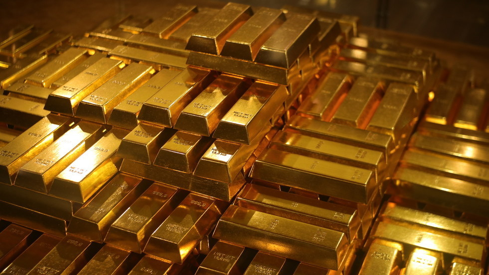 This country now has the highest gold reserves per capita in Central & Eastern Europe
