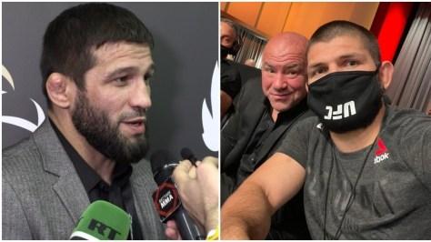 'Khabib talks to Dana White about EFC every time they meet': Eagle FC boss Zavurov says Khabib investing in Russian MMA's future