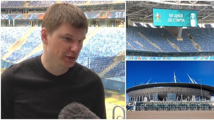 Russia legend Arshavin to RT: St. Petersburg 'ready to host more matches at Euros' as UEFA set to reallocate games (VIDEO)