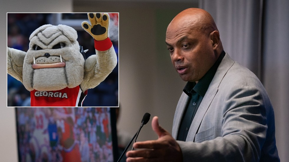 'They named their mascot after them': NBA icon Barkley under fire for joking Georgia women look like 'bulldogs'