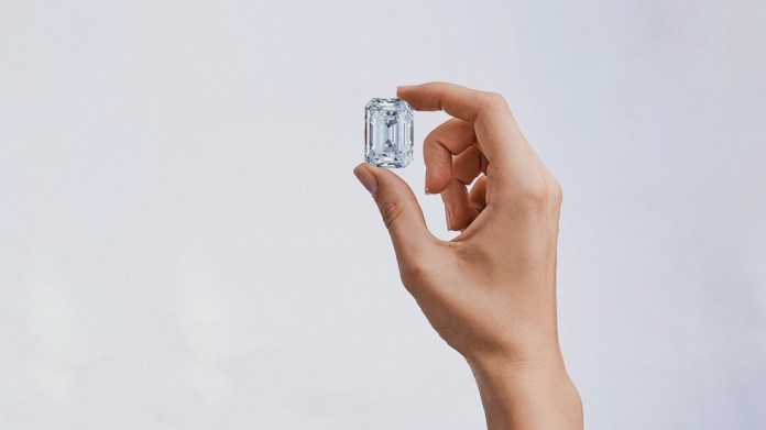 Top miner Alrosa to sell Russia's LARGEST cut diamond as demand for gems back on sparkling form