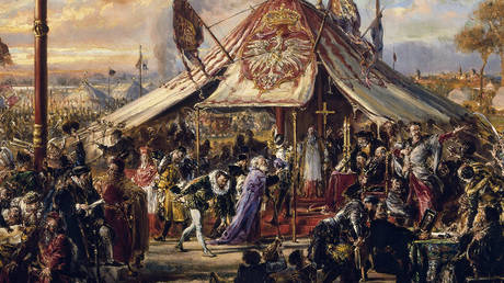 The Republic at the Zenith of Its Power, the Royal Election of 1573. © Wikipedia