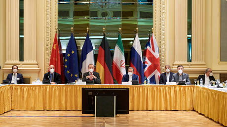 FILE PHOTO: JCPOA Joint Commission in Vienna, Austria