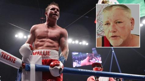 Boxing superstar Canelo opponent Saunders mocked after claim