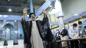 Hardliner Raisi wins Iran's presidential election