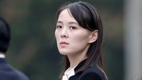 'Would plunge into greater disappointment': Kim Yo-jong warns US not to get hopes up for return to dialogue with North Korea