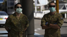 Police calls in military to help enforce Covid lockdown in Sydney after cases rise unabated